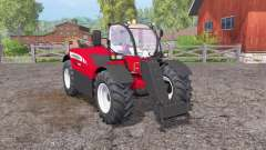 Massey Ferguson 9407 v2.0 for Farming Simulator 2015