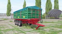 METALTECH TB 20 for Farming Simulator 2017