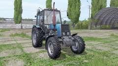 Belarus MTZ 1025 for Farming Simulator 2017