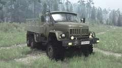 ZIL 131 Phantom for MudRunner