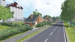 Papenburg v4.0 for Farming Simulator 2015