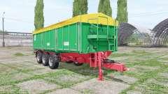 Kroger TKD 402 pack for Farming Simulator 2017