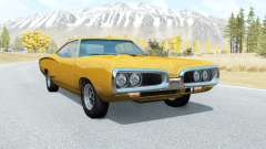 Dodge Coronet Super Bee coupe (WM21) 1969 for BeamNG Drive