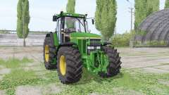 John Deere 7810 washable for Farming Simulator 2017