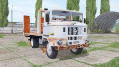 IFA W50 L Abschlepper for Farming Simulator 2017
