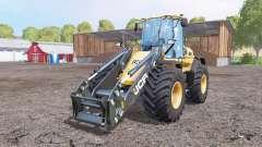 JCB 435S Agri Edition for Farming Simulator 2015