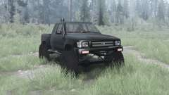 Toyota Hilux Xtra Cab 1991 for MudRunner