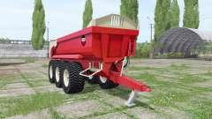 Beco Maxxim 300 v1.1 for Farming Simulator 2017