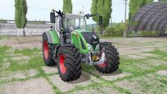 Fendt 720 Vario wide tyre for Farming Simulator 2017