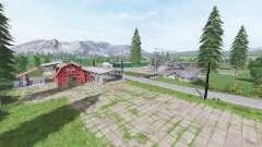 Canadian Agriculture v1.3 for Farming Simulator 2017