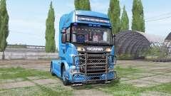 Scania R730 Topline 2010 v1.0.0.1 for Farming Simulator 2017