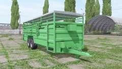 Pirnay V14H v1.1.1 for Farming Simulator 2017