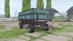 Mengele DR 57 v0.9.5 for Farming Simulator 2017