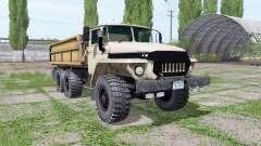 Ural 5557 1983 for Farming Simulator 2017