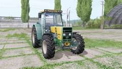 Buhrer 6135A green for Farming Simulator 2017