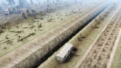 Gazprom plus for MudRunner