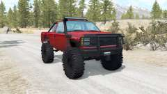 Gavril D-Series off-road v1.5 for BeamNG Drive