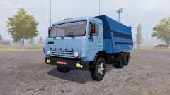 KamAZ 5511 v2.0 for Farming Simulator 2013