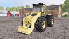 Hanomag 55D for Farming Simulator 2015