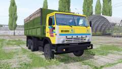 KamAZ 55102 6x6 for Farming Simulator 2017