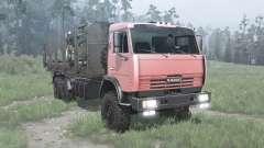 KamAZ 65111 short for MudRunner