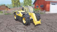 JCB 536-70 full washable for Farming Simulator 2015