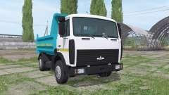 MAZ 5551А2-323 for Farming Simulator 2017