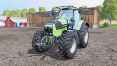 Deutz-Fahr Agrotron 7250 TTV forest for Farming Simulator 2015