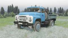 ZIL 130 4x4 v3.0 for Spin Tires