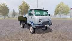 UAZ 33036 v2.0 for Farming Simulator 2013