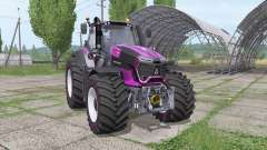 Deutz-Fahr Agrotron 9290 TTV lila design for Farming Simulator 2017