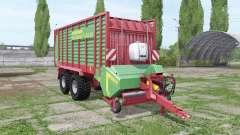 Strautmann Tera-Vitesse CFS 4201 DO v2.1.1.1 for Farming Simulator 2017