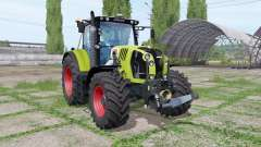 CLAAS Arion 530 loader mounting for Farming Simulator 2017