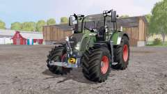 Fendt 718 Vario SCR Profi Plus FL for Farming Simulator 2015