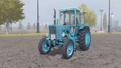 MTZ-80 blue for Farming Simulator 2013