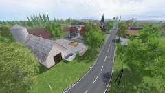 Sudhemmern v1.1 for Farming Simulator 2015