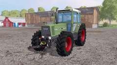 Fendt Farmer 310 LSA Turbomatik IC for Farming Simulator 2015
