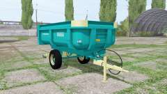 Camara 4TN for Farming Simulator 2017