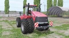 Case IH Steiger 370 double wheels for Farming Simulator 2017