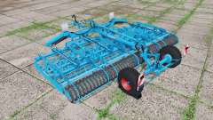 LEMKEN Kompaktor K600 A GAM v2.4 for Farming Simulator 2017