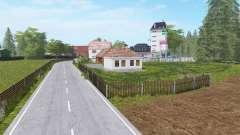 Hof-Morgenland for Farming Simulator 2017