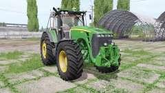 John Deere 8530 Laforge for Farming Simulator 2017
