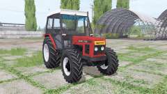 Zetor 7245 front loader for Farming Simulator 2017