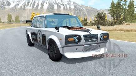 Ibishu Miramar Twin Turbo v1.3 for BeamNG Drive