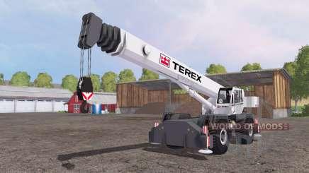 Terex RT 130 for Farming Simulator 2015