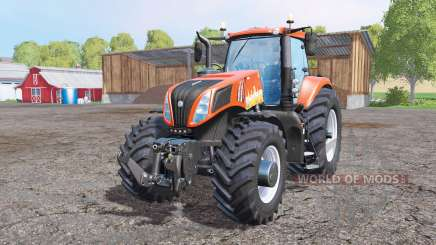 New Holland T8.380 FireFly for Farming Simulator 2015