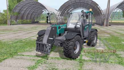 Kramer KT557 for Farming Simulator 2017