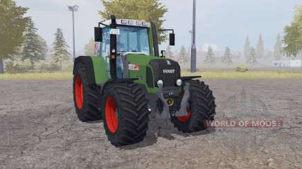Fendt 820 Vario TMS front loader for Farming Simulator 2013