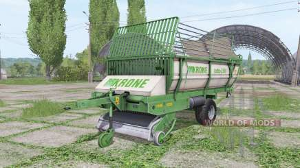 Krone Turbo 2500 v2.0 for Farming Simulator 2017