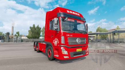 Dongfeng Kingland for Euro Truck Simulator 2
